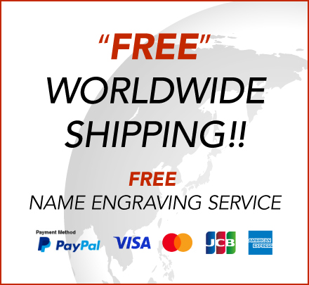 FREE WORLDWIDE SHIPPING!!