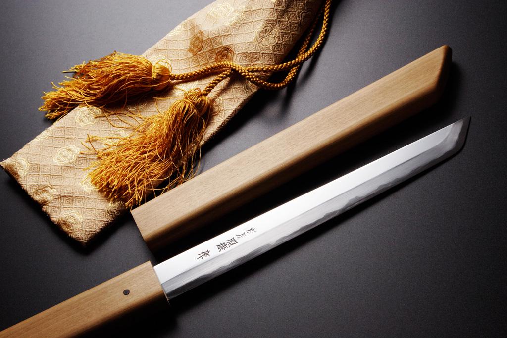 Japanese Custom Made Knives